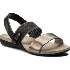 Rzymianki damskie: Sandały JANA - 8-28100-20 Black 001