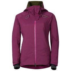 Odlo Kurtka damska Jacket Insulated Logic SLY  Fioletowy r. L  (526041). Kurtki damskie Odlo, l. Za 930,55 zł.