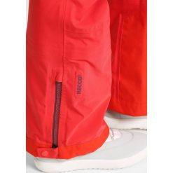 Marmot AMORA  Spodnie narciarskie tomato. Czerwone bryczesy damskie Marmot, s, z materiału, narciarskie. W wyprzedaży za 959,40 zł.