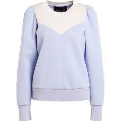 Bluzy damskie: DESIGNERS REMIX GRACE NEW PUFF Bluza pastel blue