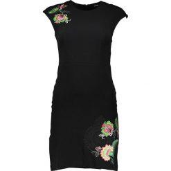 """Sukienki hiszpanki: Sukienka """"Brendan"""" w kolorze czarnym"""