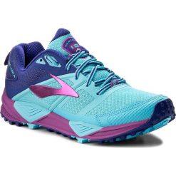 Buty do biegania damskie: Buty BROOKS - Cascadia 12 120233 1B 467 Bluefish/Clematis Blue/Purple Cactus Flower