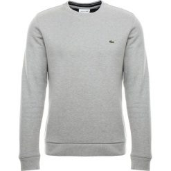 Lacoste Bluza pluvier chine. Szare bluzy męskie marki Lacoste, z bawełny. Za 439,00 zł.