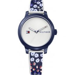 Tommy Hilfiger - Zegarek 1781778. Szare zegarki damskie TOMMY HILFIGER, szklane. W wyprzedaży za 379,90 zł.
