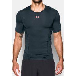 Under Armour Koszulka męska Supervent  Stealth Gray r. XL (1289557008). Szare koszulki sportowe męskie marki Under Armour, l, z dzianiny, z kapturem. Za 129,00 zł.