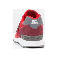 New Balance YV574 Tenisówki i Trampki red. Szare tenisówki męskie marki New Balance, na lato, z materiału. Za 249,00 zł.