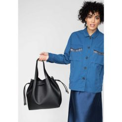 Parfois - Torebka. Szare shopper bag damskie Parfois, z materiału, na ramię, duże. W wyprzedaży za 99,90 zł.