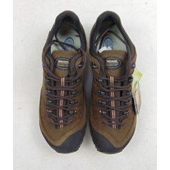 Buty trekkingowe męskie: MEINDL Buty męskie Mantova GTX brązowe r. 44.5 (52147) [outlet]