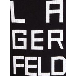 Koszulki polo: LAGERFELD Tshirt z nadrukiem black