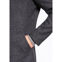 Pier One Płaszcz wełniany /Płaszcz klasyczny grey. Szare płaszcze wełniane męskie marki Pier One, m, klasyczne. Za 509,00 zł.