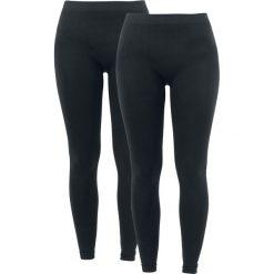 Spodnie damskie: RED by EMP Built For Double Comfort Legginsy czarny