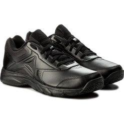 Buty sportowe męskie: Reebok Buty męskie Work N Cushion 3.0 czarne r. 42 (BS9524)
