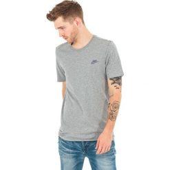 Nike Koszulka męska Club Embrd szara r. L (827021063). Szare t-shirty męskie Nike, l. Za 64,37 zł.