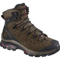 Buty trekkingowe damskie: Salomon Buty damskie Quest 4D 3 GTX W Teak/Tibetan Red r. 40 2/3 (402458)