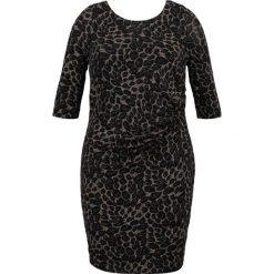 Sukienki: Dorothy Perkins Curve Sukienka etui metallic