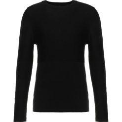 DRYKORN YUMA Sweter black. Niebieskie swetry klasyczne męskie marki DRYKORN, m, z dekoltem karo. Za 509,00 zł.