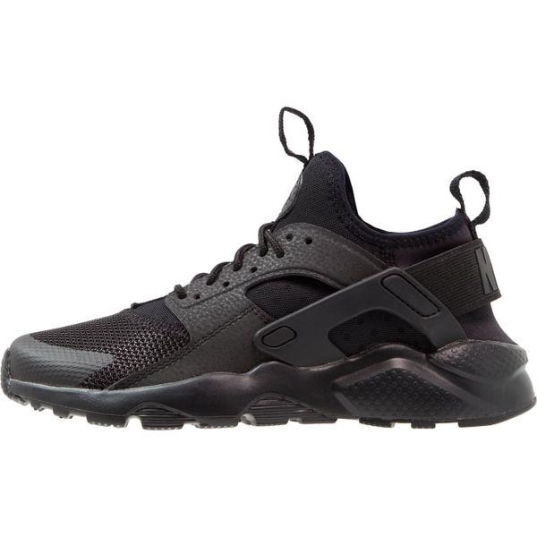 088e649bed58b Nike Sportswear AIR HUARACHE RUN ULTRA Tenisówki i Trampki black ...