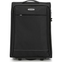 Walizka kabinowa 56-3S-461-11. Czarne walizki marki Wittchen, małe. Za 179,00 zł.