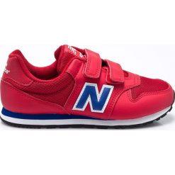 Buty sportowe chłopięce: New Balance – Buty dziecięce KV500YEY