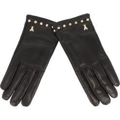 Rękawiczki damskie: Rękawiczki Damskie PATRIZIA PEPE – 2V7454/A229-K103 Nero