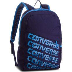 Plecak CONVERSE - 10003913-A09 554. Czarne plecaki męskie marki Converse, z materiału. W wyprzedaży za 109,00 zł.