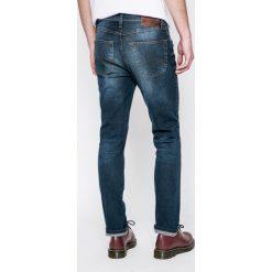 Mustang - Jeansy. Niebieskie jeansy męskie relaxed fit marki House, z jeansu. W wyprzedaży za 179,90 zł.