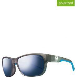 """Okulary przeciwsłoneczne damskie: Okulary przeciwsłoneczne """"Coast"""" w kolorze szaro-niebiesko-białym"""