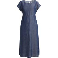 Długie sukienki: Persona by Marina Rinaldi DILETTO LONG DRESS Długa sukienka blue denim