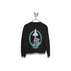 Bluza STS-116 Męska. Czarne bejsbolówki męskie Failfake, xs. Za 160,00 zł.