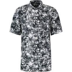 Koszule męskie na spinki: Mads Nørgaard FARO SLAVO SHORT Koszula black