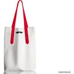 Torebki klasyczne damskie: Skórzana torba na ramię Moustache