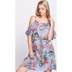 Sukienki: Jasnoniebieska Sukienka Find me