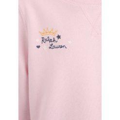 Polo Ralph Lauren GRAPHIC TOPS Bluza hint of pink. Czerwone bluzy dziewczęce Polo Ralph Lauren, z bawełny. Za 319,00 zł.