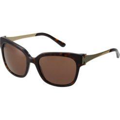 Tory Burch Okulary przeciwsłoneczne havana. Brązowe okulary przeciwsłoneczne damskie aviatory Tory Burch. Za 759,00 zł.