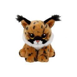 Maskotka TY INC Beanie Babies Cleo - Brązowy ryś 15cm 41205. Brązowe przytulanki i maskotki marki TY INC. Za 19,99 zł.