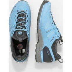 Mammut ALNASCA LOW WOMEN Obuwie hikingowe whisper/graphite. Niebieskie buty sportowe damskie Mammut, z materiału, outdoorowe. W wyprzedaży za 463,20 zł.