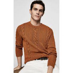 Swetry klasyczne męskie: Mango Man – Sweter Max