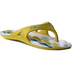 Chodaki damskie: Japonki RIDER - Monza Fem 81413 Yellow/White 21718