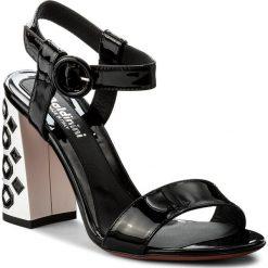 Rzymianki damskie: Sandały BALDININI – 852328P91PZA00 Nero