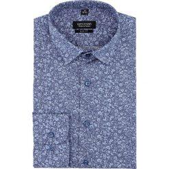 Koszula versone 2829 długi rękaw slim fit niebieski. Szare koszule męskie slim marki Recman, m, z długim rękawem. Za 149,00 zł.