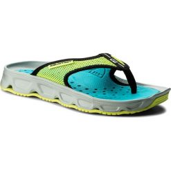 Klapki męskie: Japonki SALOMON - Rx Break 402407 27 M0 Pearl Blue/Safety Yellow/Bluebird