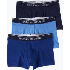 Polo Ralph Lauren - Obcisłe bokserki męskie pakowane po 3 szt., biały. Białe bokserki męskie Polo Ralph Lauren, z bawełny. Za 199,95 zł.