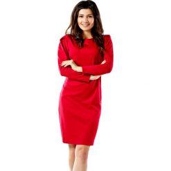 Długie sukienki: Sukienka w kolorze czerwonym