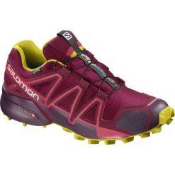 Buty trekkingowe damskie: Salomon Buty damskie Speedcross 4 GTX W Beet Red/Potent r. 37 1/3 (404666)