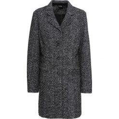 Płaszcz bonprix szary melanż. Szare płaszcze damskie bonprix, melanż. Za 189,99 zł.