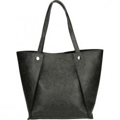 Torba - 4-285-O L GRI. Szare torebki klasyczne damskie Venezia, ze skóry. Za 399,00 zł.
