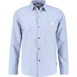 Koszule męskie na spinki: Mister Marcel CAINER Koszula denim