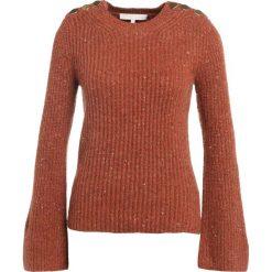 Swetry klasyczne damskie: Vanessa Bruno HUGOLINE Sweter orange
