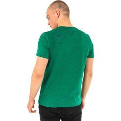4f Koszulka męska H4L18-TSM002 zielona r. L. Zielone koszulki sportowe męskie 4f, l. Za 27,47 zł.
