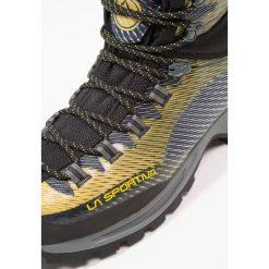 La Sportiva TRANGO TRK GTX Buty trekkingowe yellow/black. Żółte buty trekkingowe męskie La Sportiva, z gumy, outdoorowe. Za 889,00 zł.